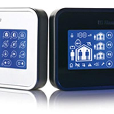 Touch-panel-till-PowerMaster-larm
